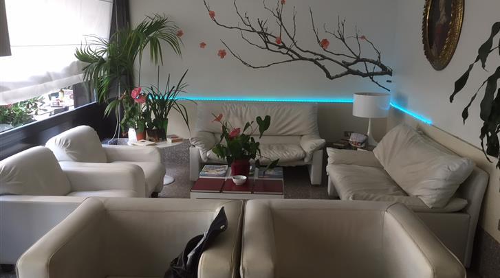 Milaan, Hotel Mennini, Lobby