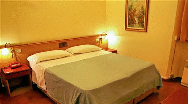Milaan, Hotel Minerva, Standaard kamer