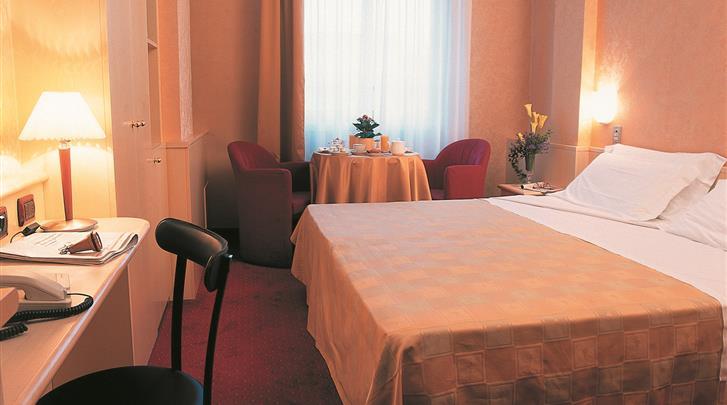 Milaan, Hotel Sant'Ambroeus, Standaard kamer
