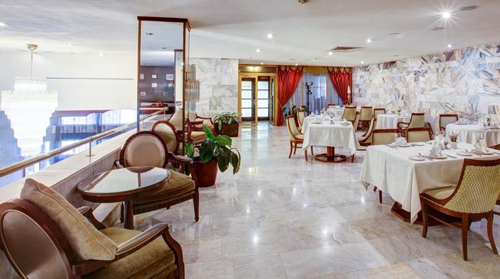 Moskou, Hotel Aerostar, Mezzanine