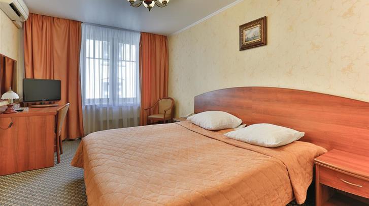 Moskou, Hotel Arbat House, Standaard kamer
