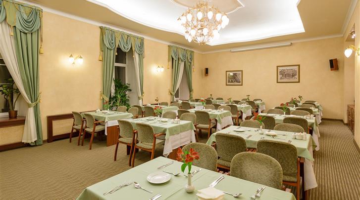 Moskou, Hotel Budapest Moscow, Restaurant