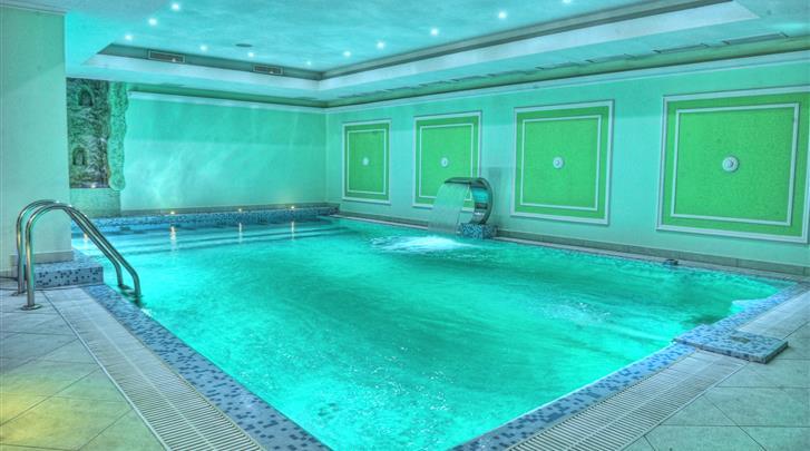 Moskou, Hotel Garden Ring, Binnenzwembad