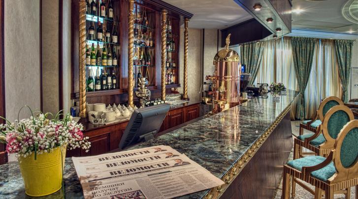 Moskou, Hotel Garden Ring, Hotel bar