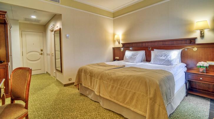 Moskou, Hotel Garden Ring, Standaard kamer