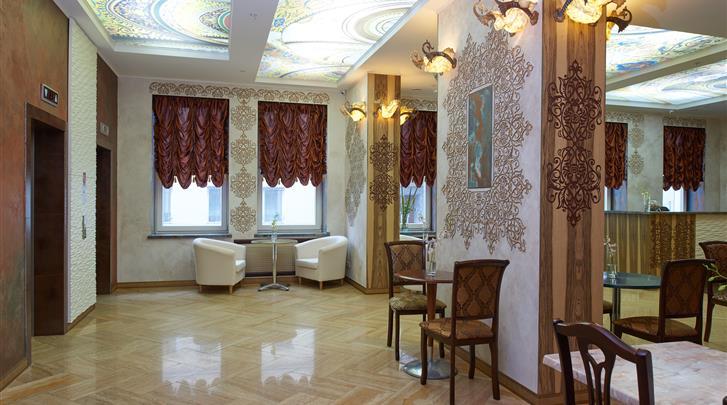 Moskou, Hotel Godunov, Hotel bar