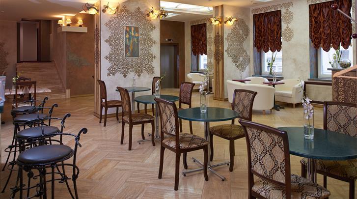 Moskou, Hotel Godunov, Restaurant