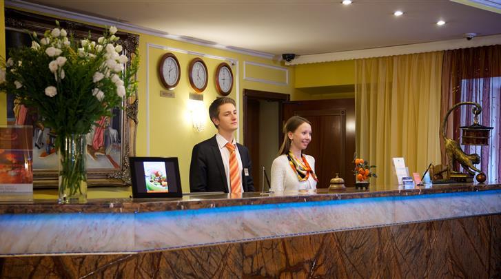 Moskou, Hotel Mandarin Moscow