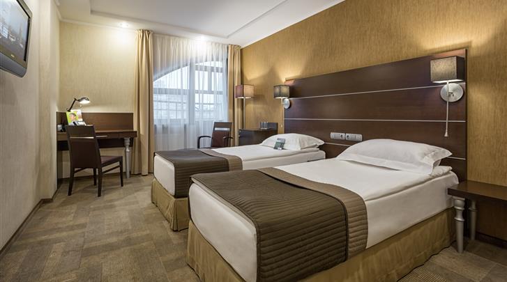 Moskou, Hotel Park Inn Sadu, Standaard kamer