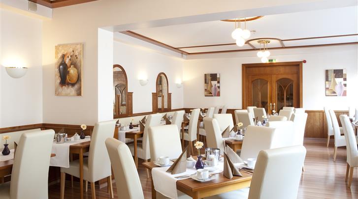 München, Hotel Astor, Restaurant