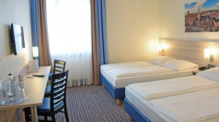 München, Hotel Econtel München, Standaard kamer