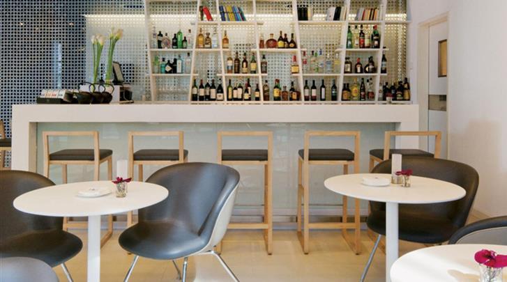 München, Hotel Eurostars Book, Hotel bar
