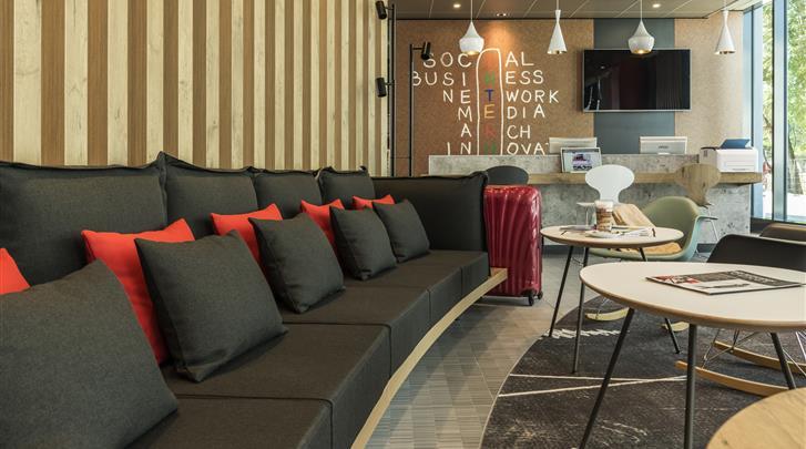 München, Hotel Ibis München City Ost, Lobby