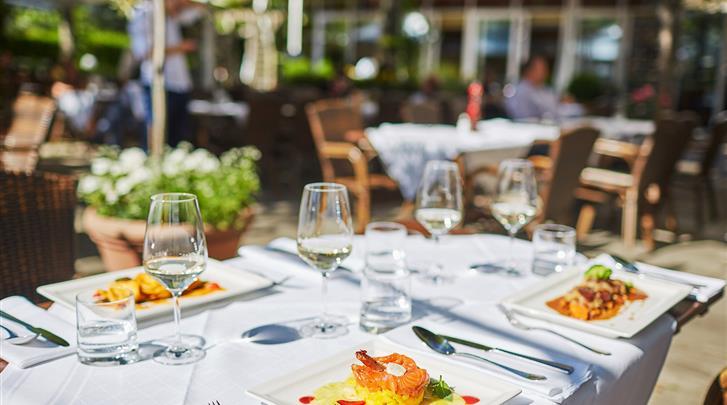 München, Hotel Living am Olympiapark, Restaurant