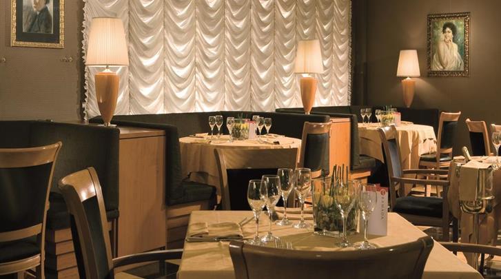 Napels, Hotel Ramada Naples, Restaurant