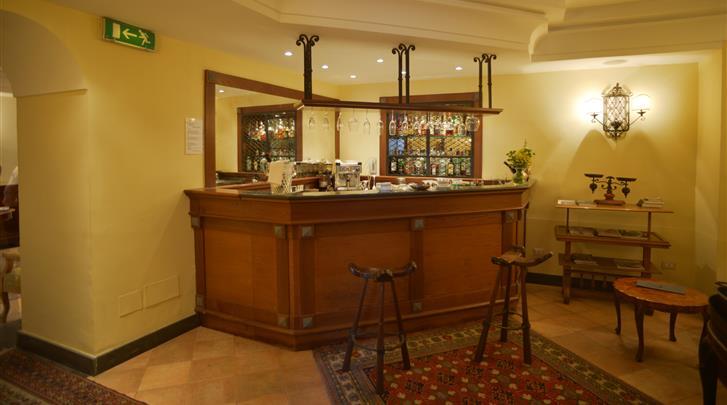 Napels, Hotel Real Orto Botanico, Hotel bar