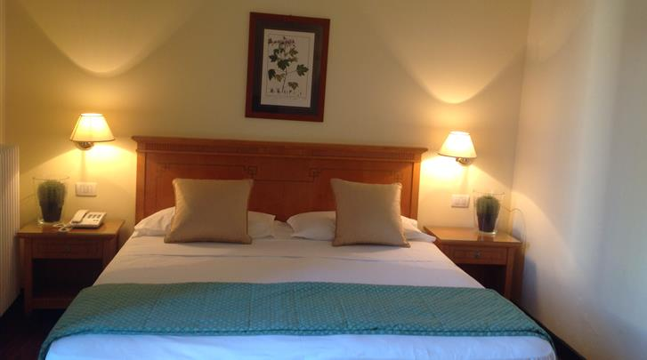 Napels, Hotel Real Orto Botanico, Standaard kamer