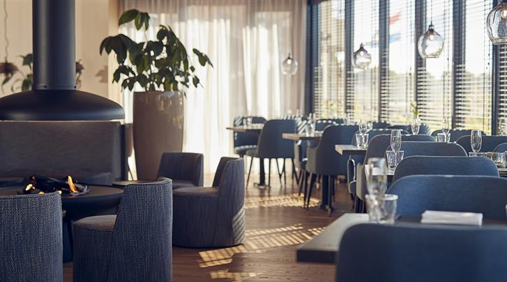 Nederland, Ameland, Hotel Noordsee, Restaurant