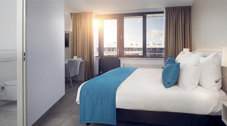 Nederland, Ameland, Hotel Noordsee, Standaard kamer