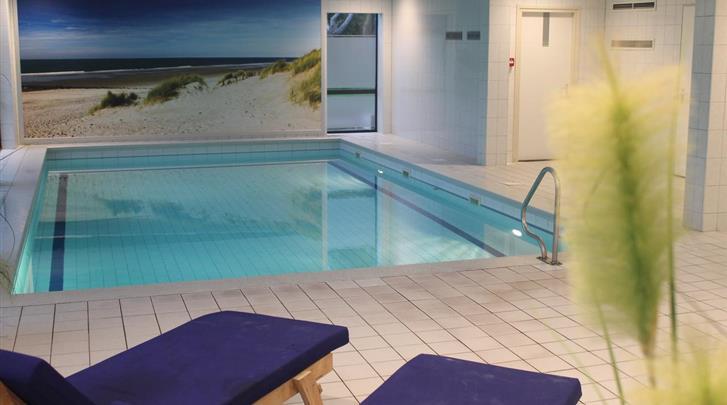 Nederland, Ameland, Hotel Noordsee, Zwembad
