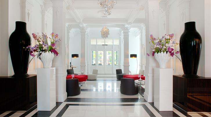 Nederland, Amsterdam, Hotel The Manor, Lobby