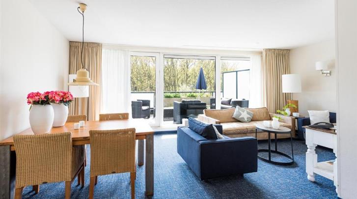 Nederland, Terschelling, Aparthotel Boschrijck, Appartement Medium