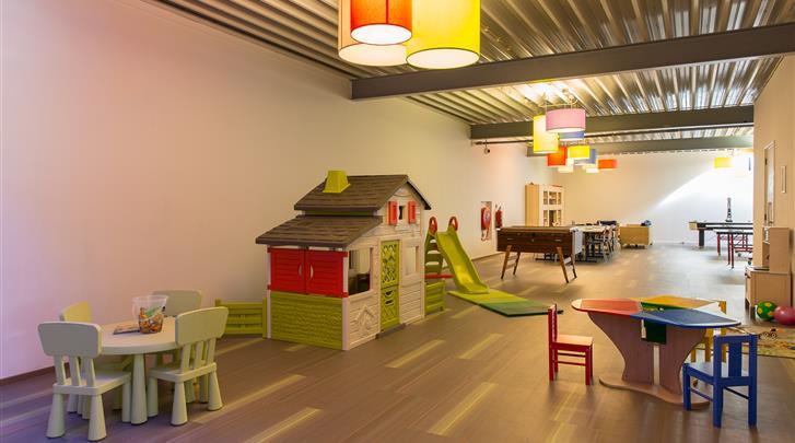 Nederland, Terschelling, Aparthotel Boschrijck, Kinderparadijs
