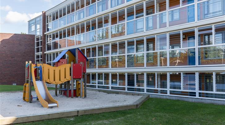 Nederland, Terschelling, Aparthotel Boschrijck, Speeltuintje