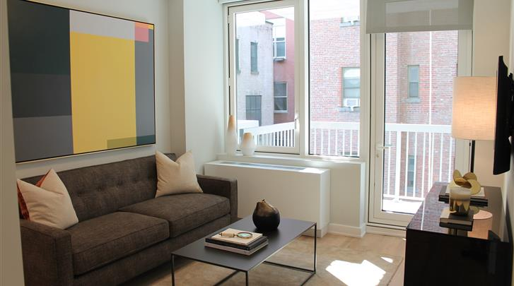 New York, Appartement Synergy Chelsea, Appartement