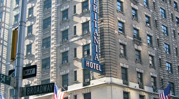New York, Hotel Ameritania