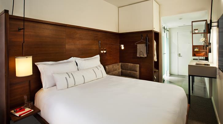 New York, Hotel Arlo NoMad, Standaard kamer