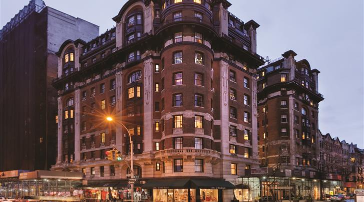 New York, Hotel Belleclaire
