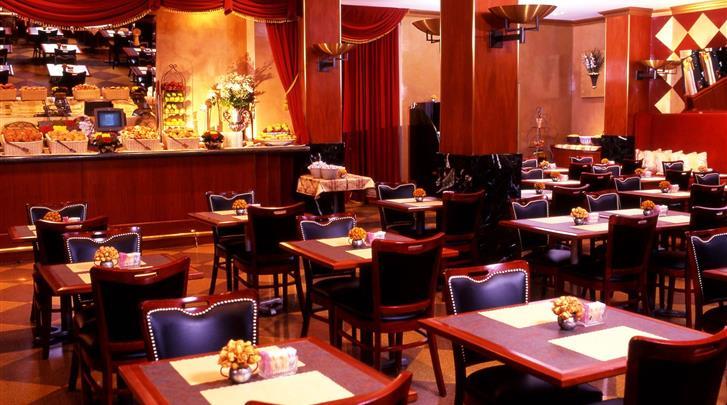 New York, Hotel Belvedere, Café