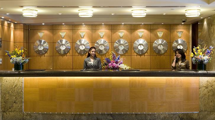 New York, Hotel Belvedere