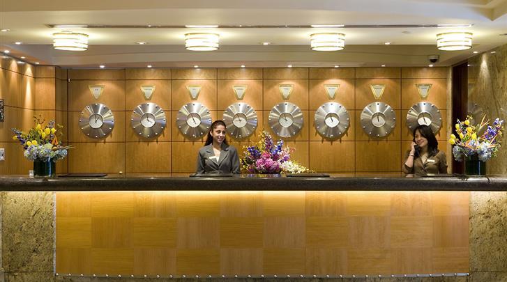 New York, Hotel Belvedere, Receptie