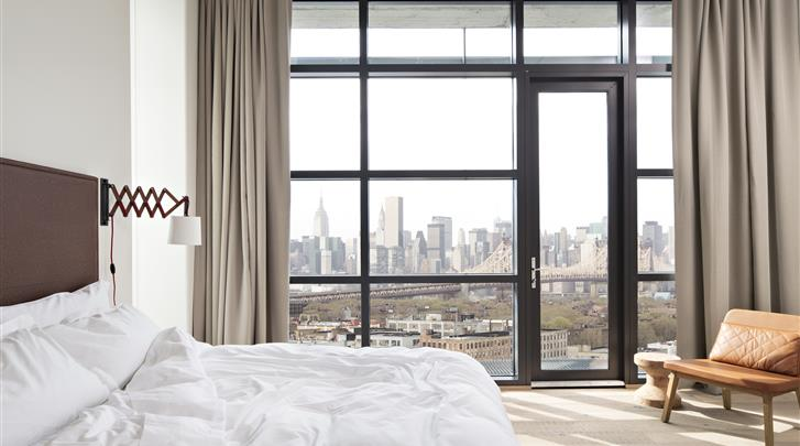 New York, Hotel Boro - Queens, Standaard kamer