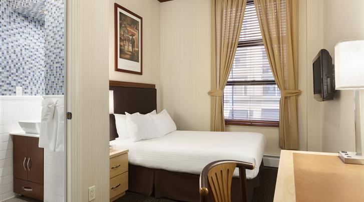 New York, Hotel The Frederick, Standaard kamer