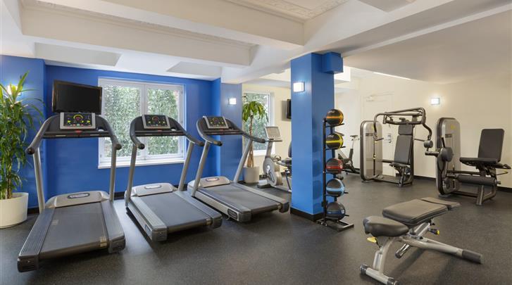 New York, Hotel Edison NYC, Fitnessruimte