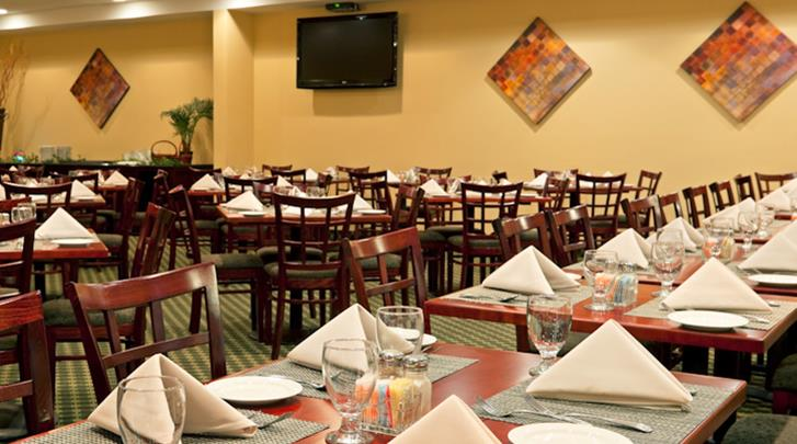New York, Hotel Holiday Inn Hasbrouck Heights, Restaurant