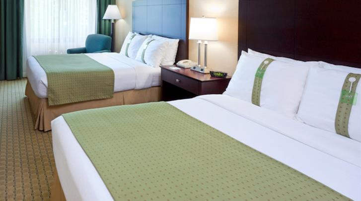 New York, Hotel Holiday Inn Hasbrouck Heights, Standaard kamer