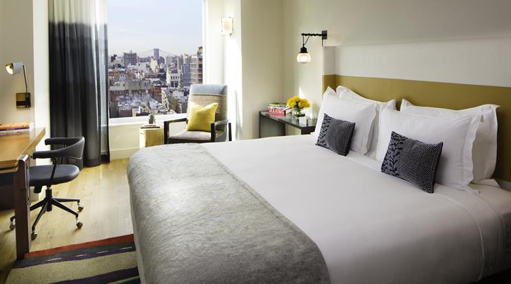 New York, Hotel Indigo Lower East Side New York, Superior Queen