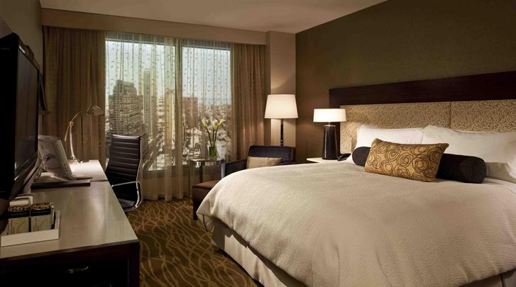 New York, Hotel Intercontinental New York Times Square, Superior kamer