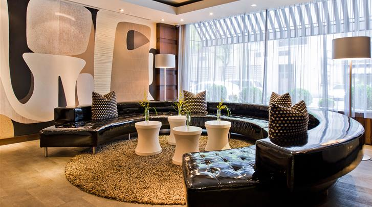 New York, Hotel Marcel at Gramercy, Lobby