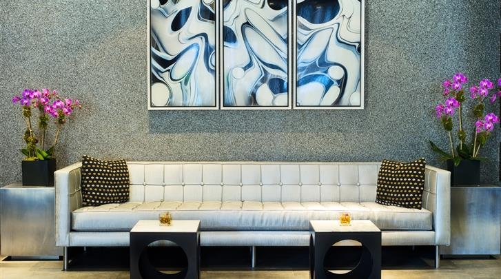 New York, Hotel Marcel at Gramercy, Lounge