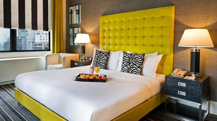 New York, Hotel Marcel at Gramercy, Standaard kamer