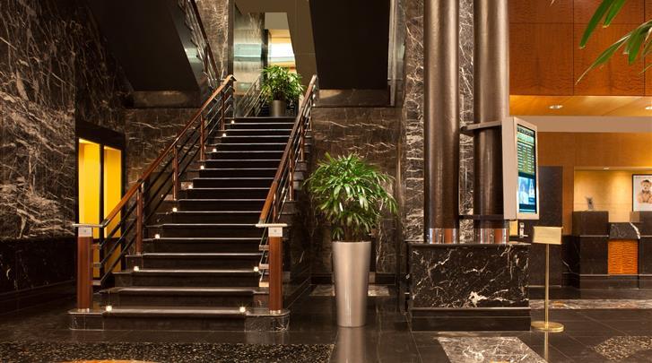 New York, Hotel Millennium Broadway, Lobby