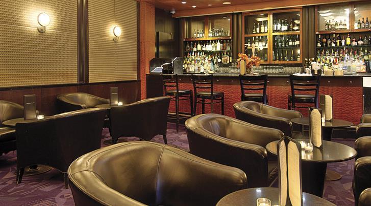 New York, Hotel Millennium Broadway, Lounge bar