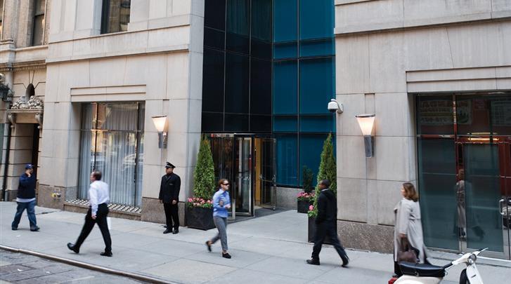 New York, Hotel Millennium Premier New York Times Square, Façade hotel