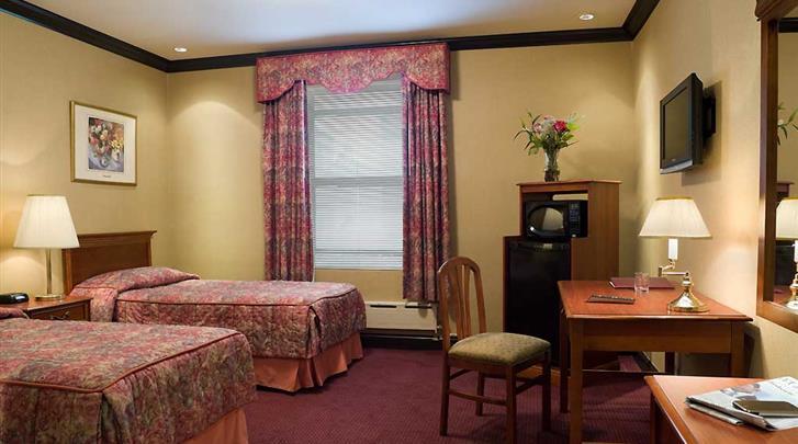New York, Hotel Newton, Standaard kamer