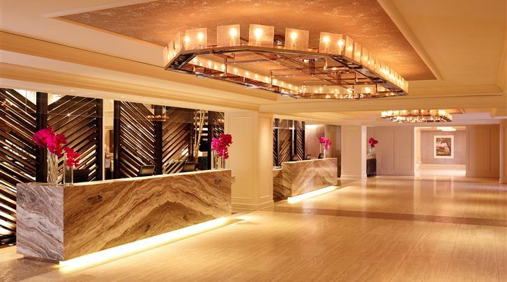 New York, Hotel Park Central, Lobby